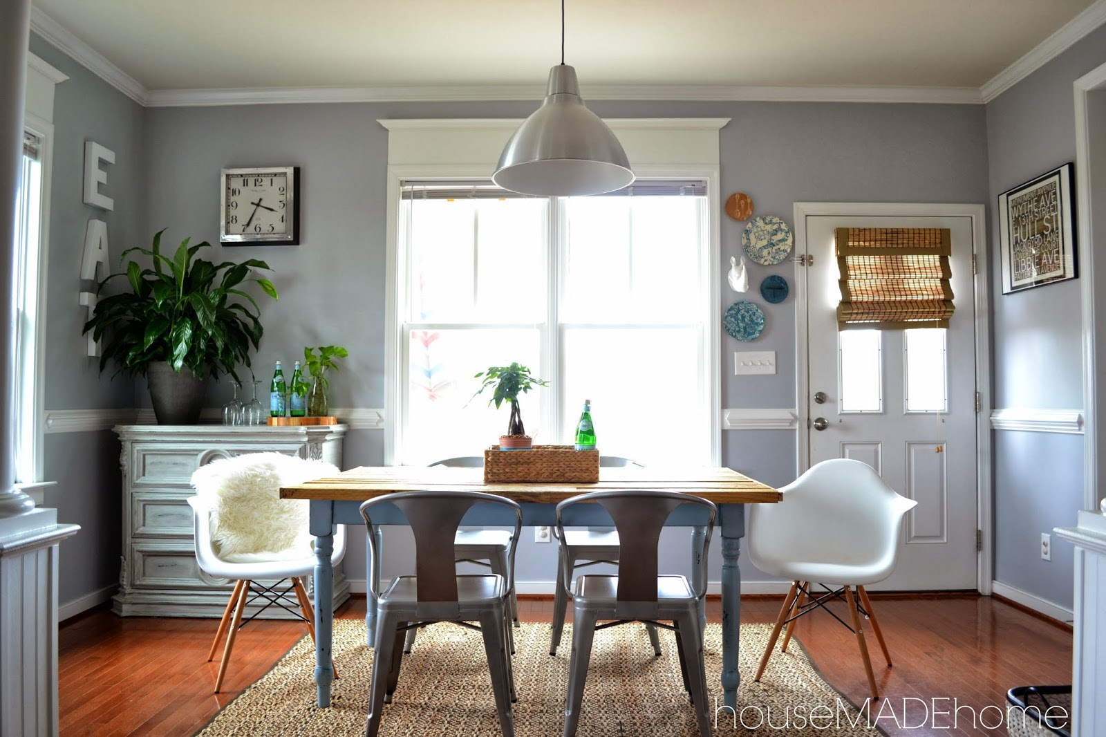 MCM+Chairs | Home, Dining room design, Home decor