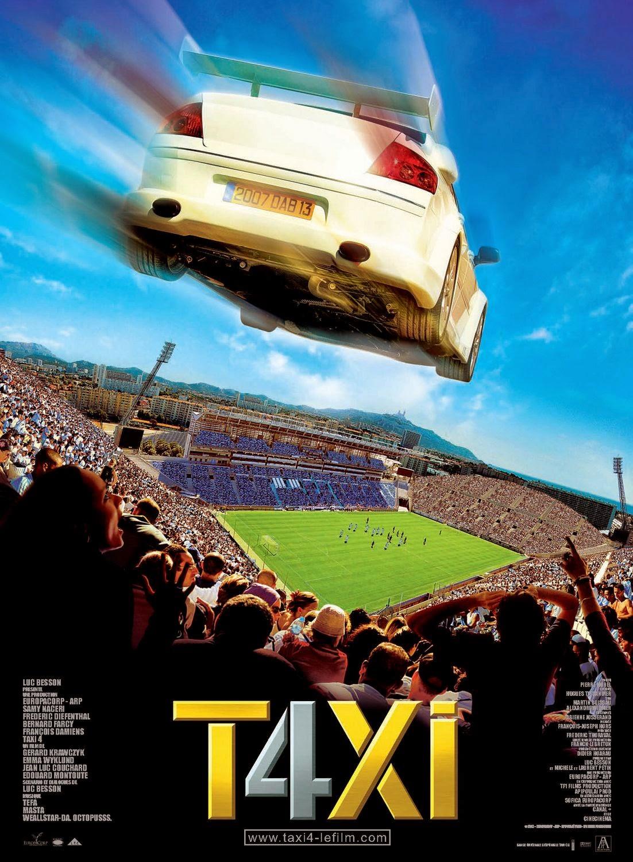 Taxi 4 2007 ταινιες online seires xrysoi greek subs
