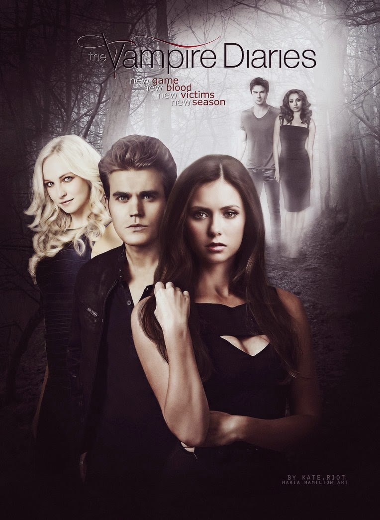 The Vampire Diaries: 6ª Temporada Completa – Dublado