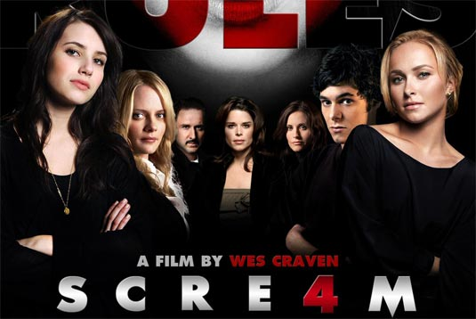mundane rambling scream 4 spoiler alert