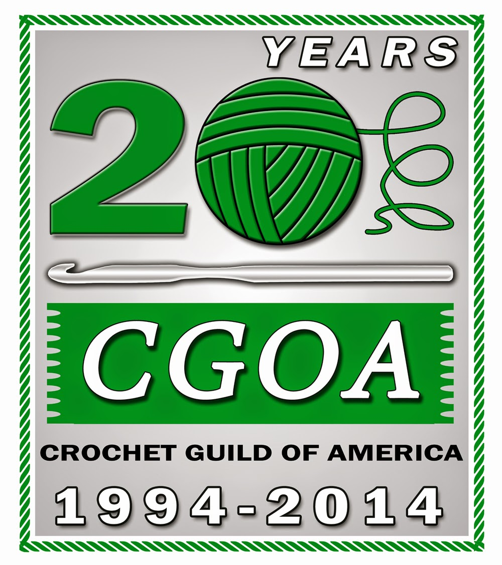 Crochet Guild Of America : Crochet Guild Of America Facebook Rachael Edwards