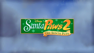 Santa Paws 2: The Santa Pups title
