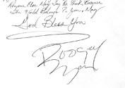 Boogey Man signature