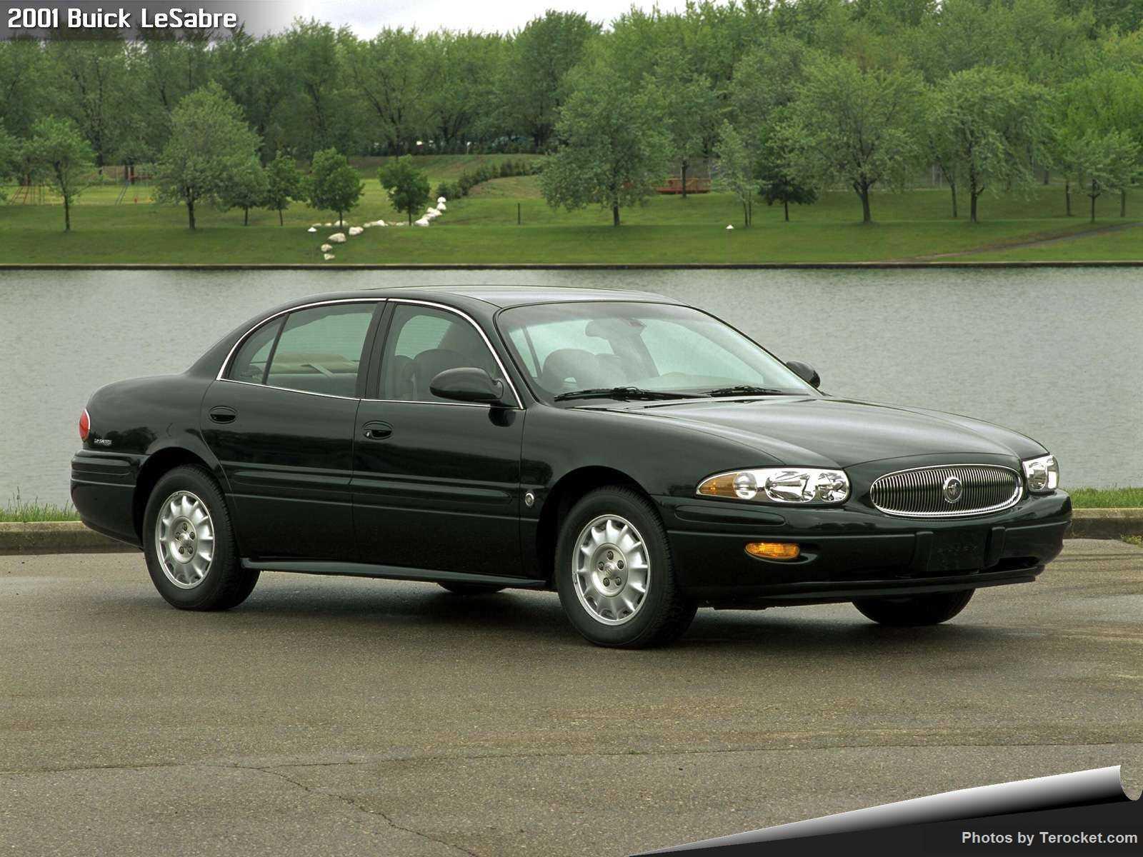 Hình ảnh xe ô tô Buick LeSabre 2001 & nội ngoại thất