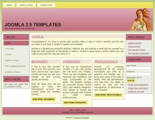 joomla 2.5 portal templates
