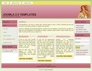 joomla 2.5 portal templates