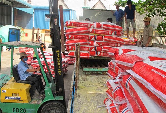 Đề xuất tăng thuế nhập khẩu phân bón
