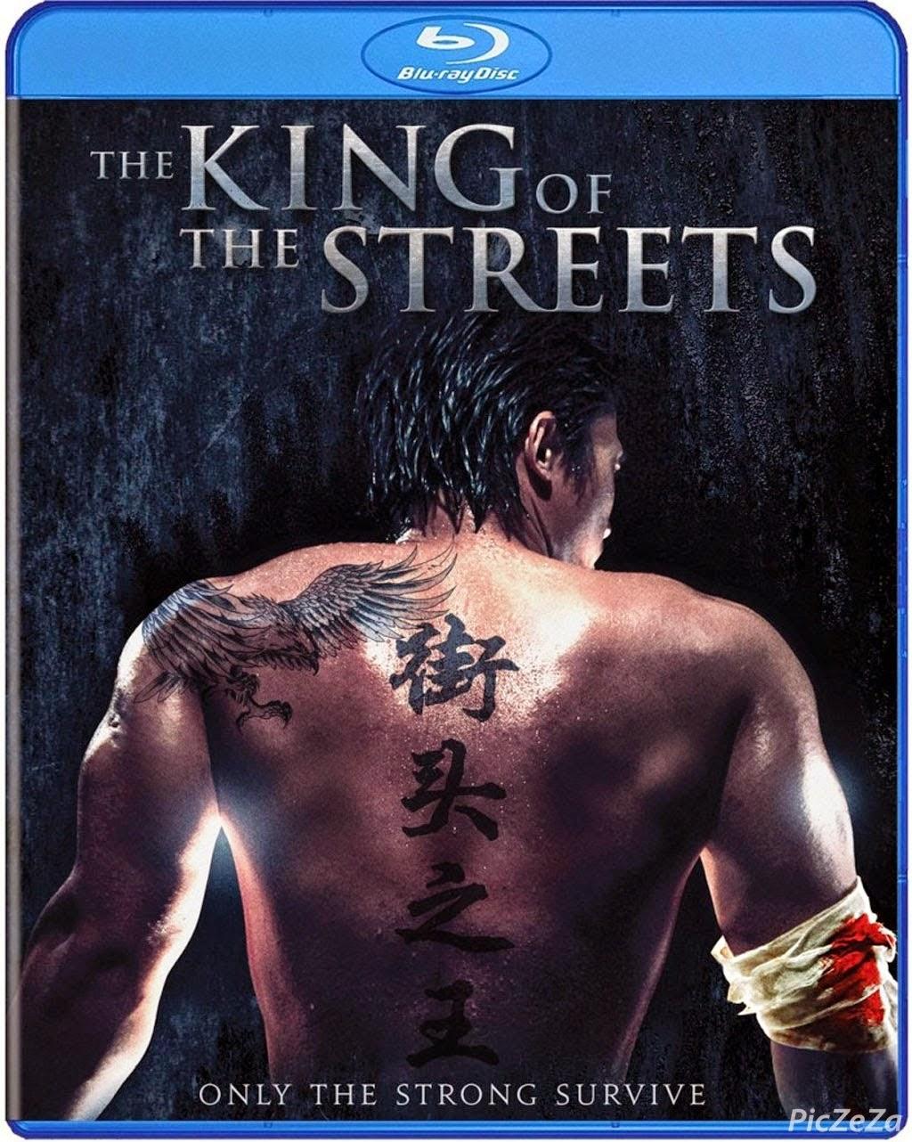 The King of The Streets ซัดไม่เลือกหน้า ฆ่าไม่เลือกพวก