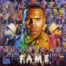 F.A.M.E., Chris Brown