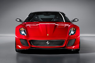 Ferrari 599 GTO Pictures