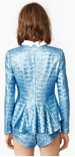 Iced Sequin Blazer