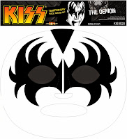 KISS - Demon Temporary Face Makeup
