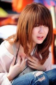 Model Rambut Wanita Sebahu Ala Korea 12