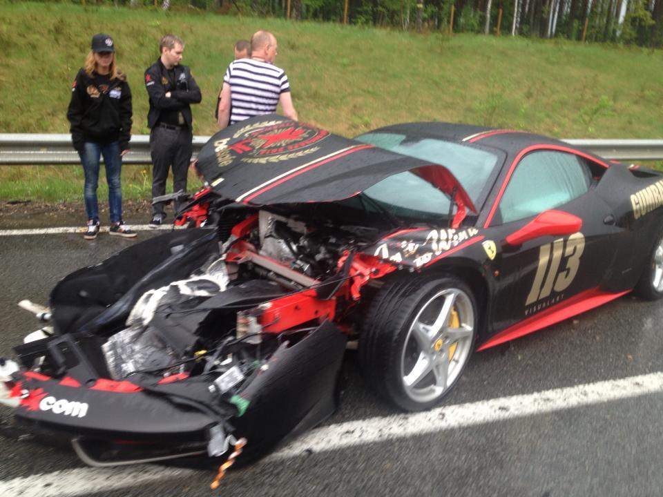 John Cena Race Car