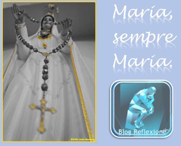 Maria, sempre Maria