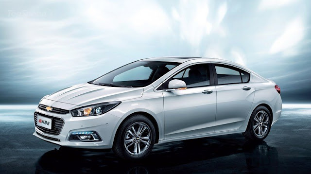 Chevrolet Has Recently Announced Its Next Big Reveal: The 2016 Chevrolet Cruze