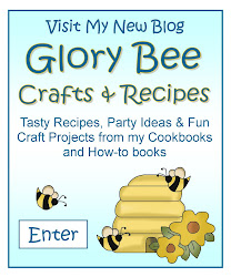 Visit the Glory Bee Crafts and Recipes Blog for More Free Recipes and Craft Project Ideas