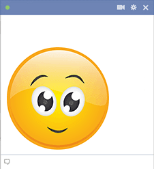 Happy Facebook Smiley