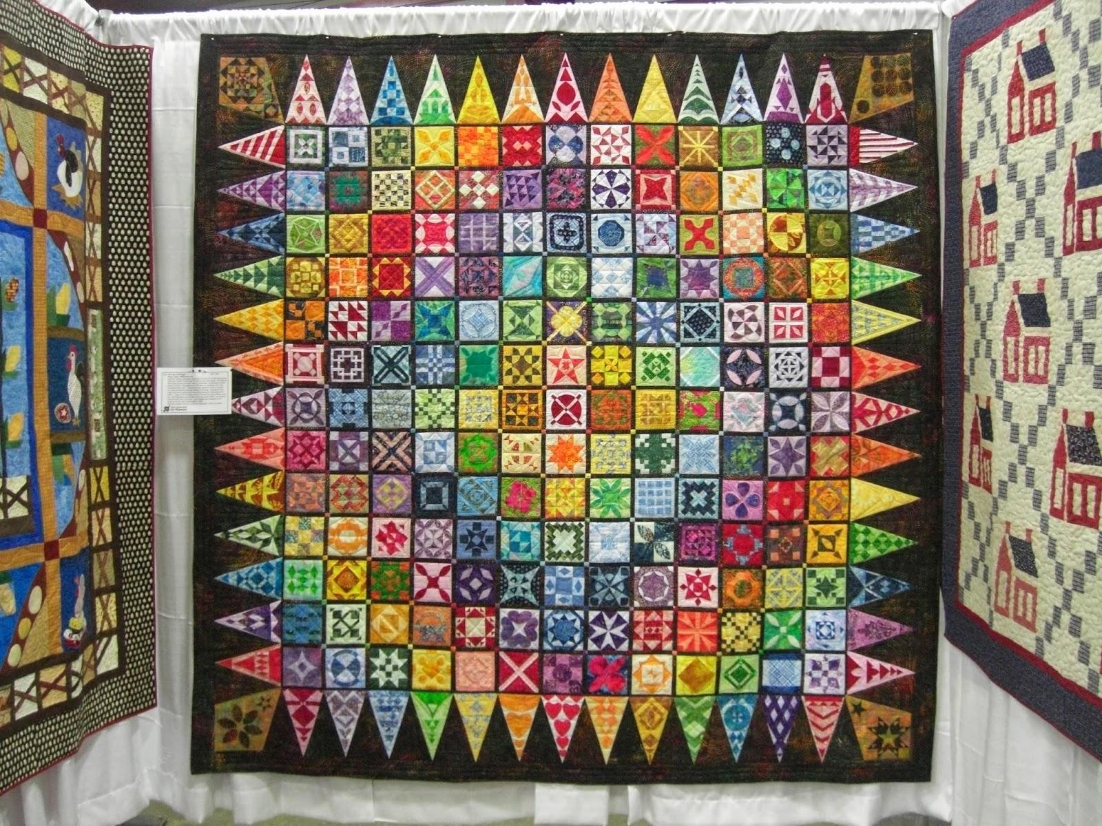 Selvage Blog: Anya Tyson's Dear Jane Quilt : dear jane quilt pattern - Adamdwight.com