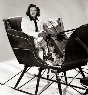 Judy Garland navidad