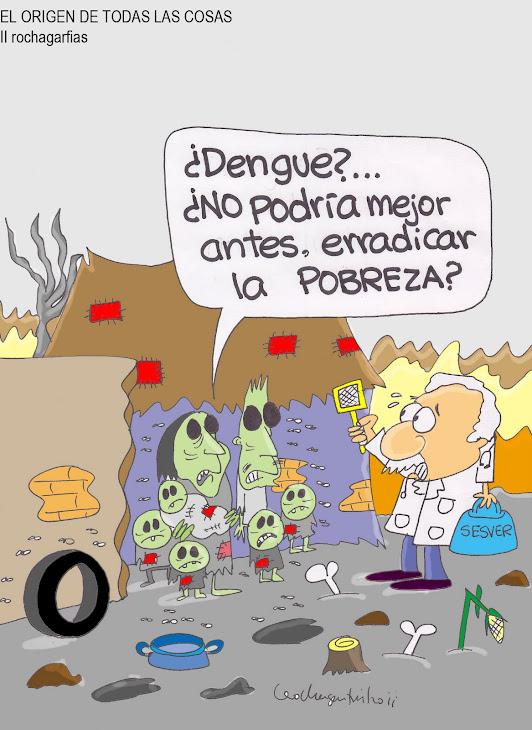 Erradicación del dengue
