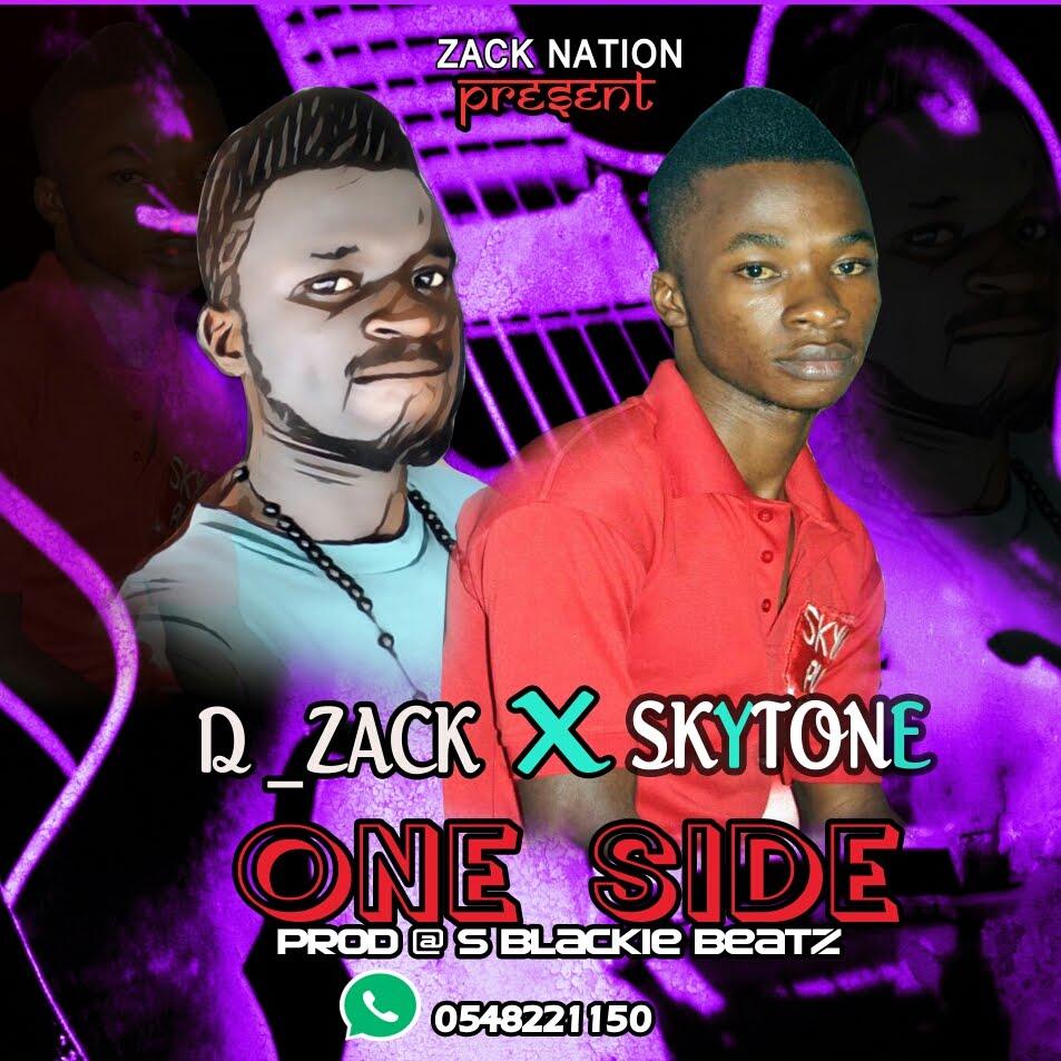 D-Zack ft. Skytone – One Side (Prod. by S Blackie)