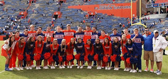 Gator Cheerleaders