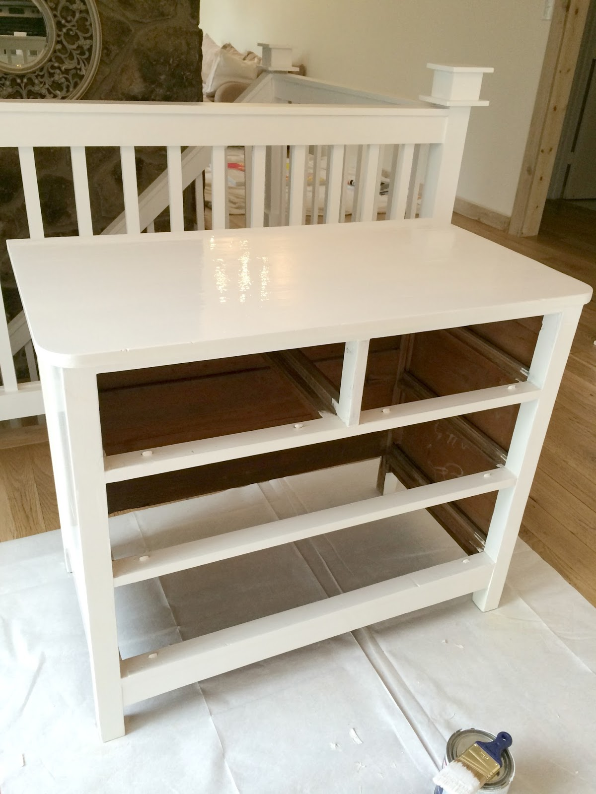 You re probably wondering how. LiveLoveDIY  How To Paint Furniture the Easy Way