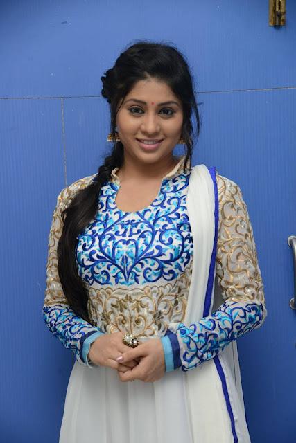 Hamida Stills At Sahasam Cheyara Dimbhaka Trailer Launch