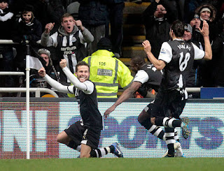 Video Newcastle United Vs Manchester United 3-0 Youtube 5 Januari 2012