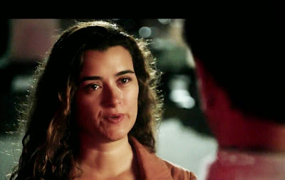 The Editor: ZIVA David (Cote de Pablo) leaves NCIS in a very romantic