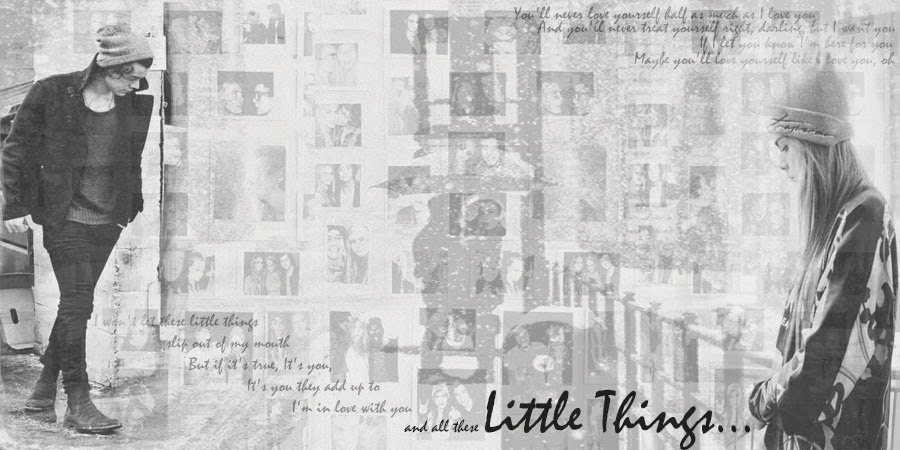 Little Things [Harry Styles Fanfiction - BEFEJEZETT]