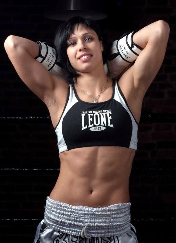 Lena Ovchynnikova - Women MMA Fighters