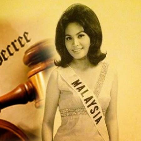 Kes Perceraian Bekas Ratu Cantik Malaysia Termahal Di UK