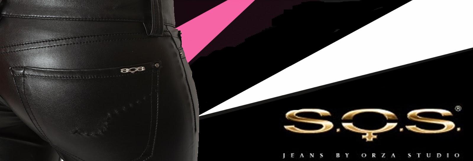 Pantalón Jeans SOS by Orza