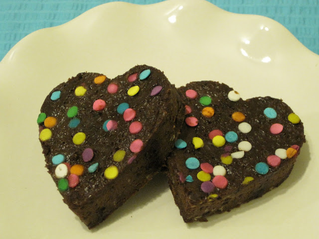 Yummy Black Bean Brownie