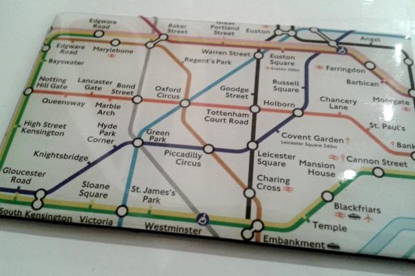Londyn Metro