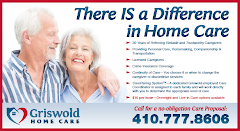 Home Care, Wic. Co. Wor. Co. Somerset Co. Caroline Co. Dorchester Co. & Talbot Co.