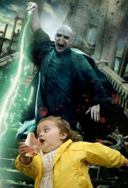 cine harry potter chiste gracioso