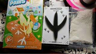 hoppy paws stork kit contents