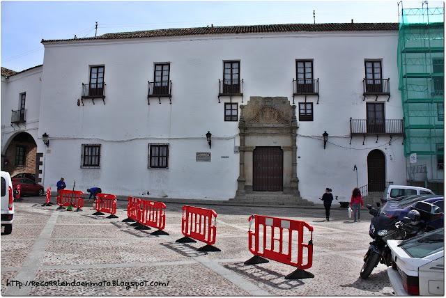 Palacio Duquesa de Osuna, La Puebla de Montalbán