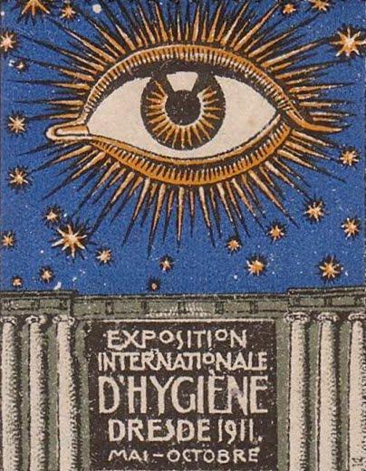 L'Exposition de Dresde en 1911