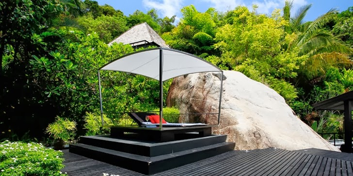 Pod in an Amazing contemporary Villa Yin in Phuket