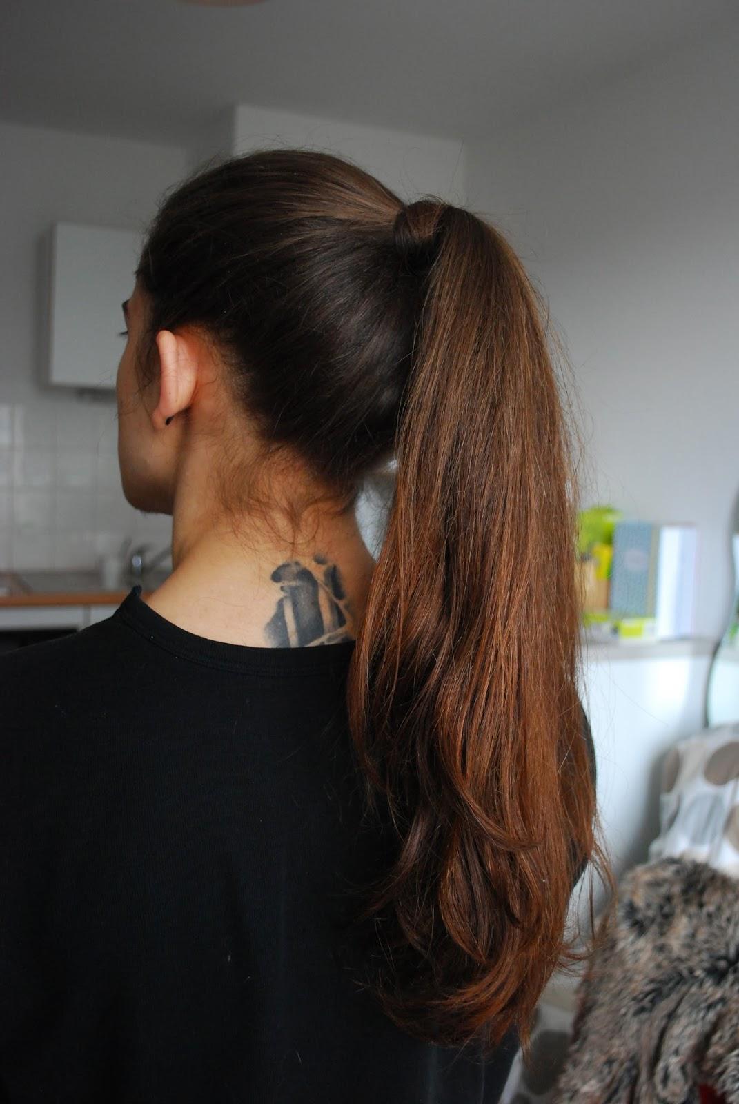 attacher cheveux sans élastique