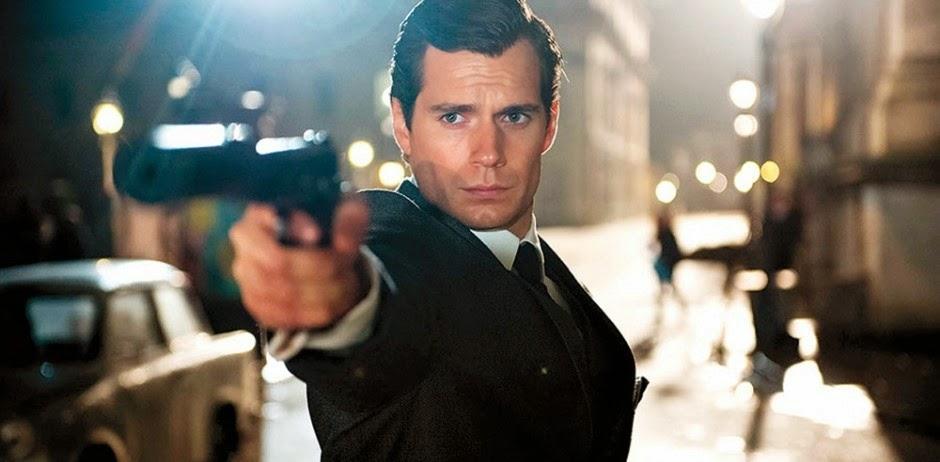 Henry Cavill e Armie Hammer no trailer do thriller de espionagem O Agente da U.N.C.L.E.