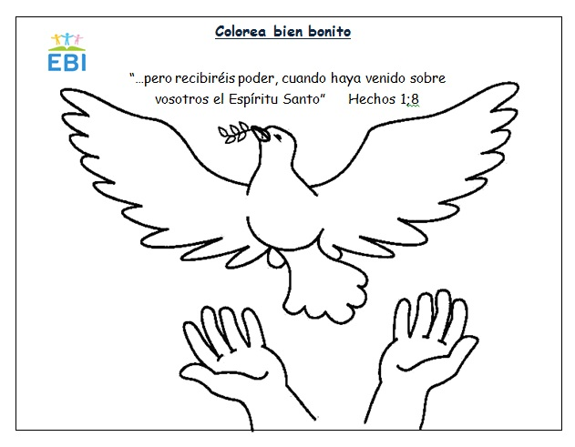 EBI Chile: Para Colorear