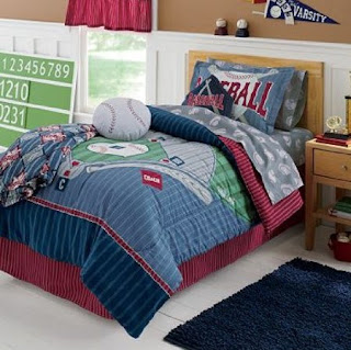 Boys Sports Bedding Sets Twin