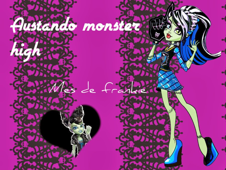 Asustando Monster High  {especial halloween} ;)