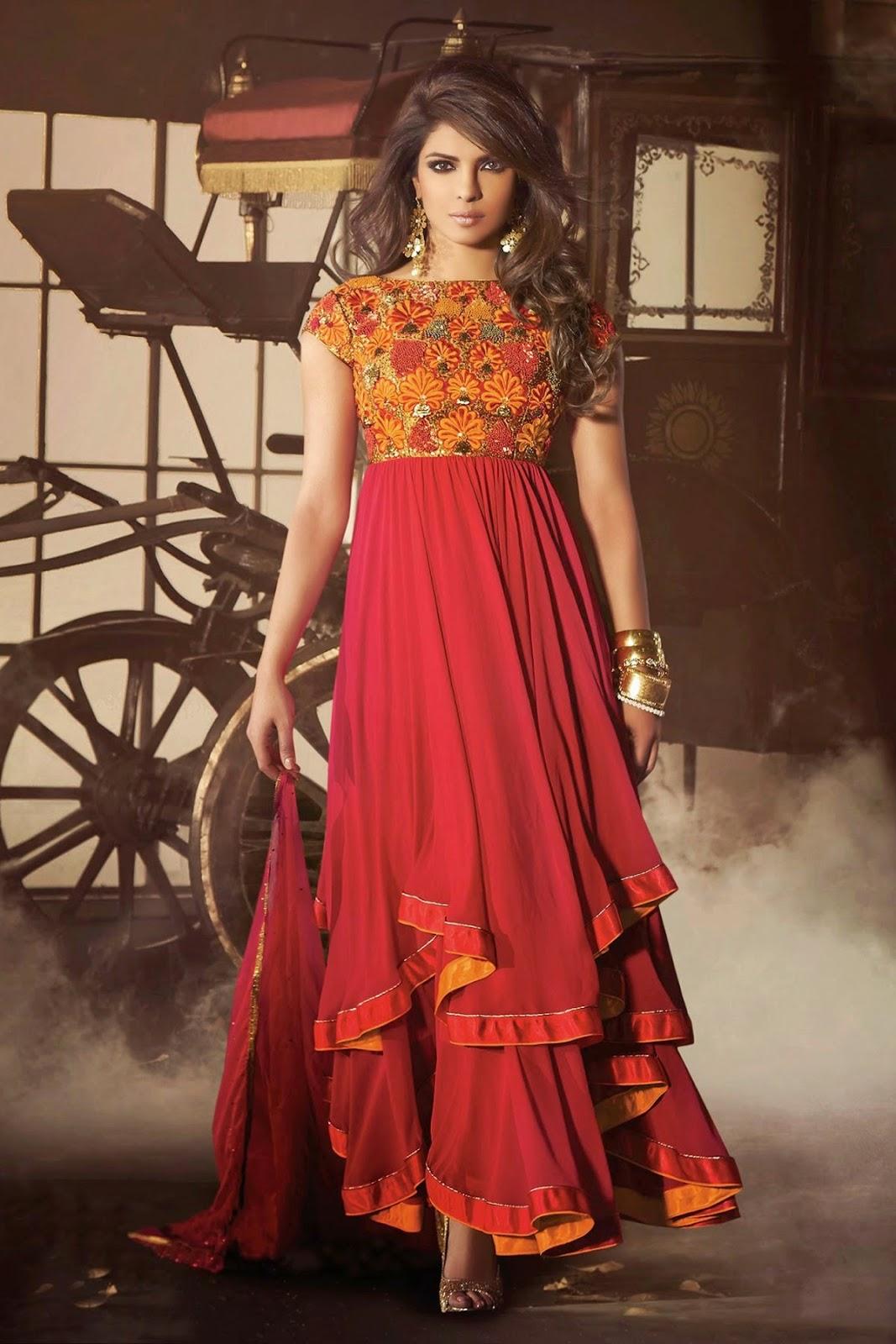 5 rules of buying anarkali suits online shopping style for Online suit builder