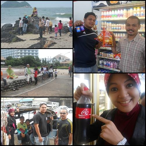 pattani thailand, pantai songkla, di songkla, songkla thailand, thailand, tempat menarik di Malaysia, pulau kucing dan tikus, narathiwat thailand,